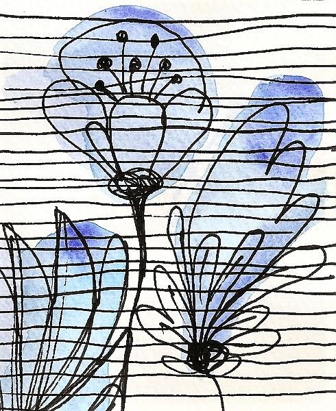 fiori blur12