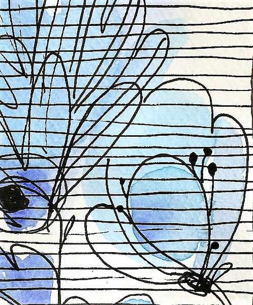 fiori blur123